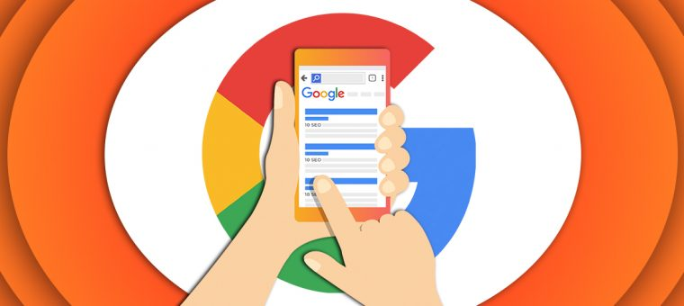 What does mobile-first indexing mean?